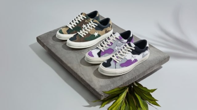 Converse dan Sneakersnstuff Rilis Koleksi Kolaborasi Bertema Militer (1197415)