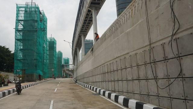 Underpass 'Obat Macet' di Mampang-Kuningan Sudah Siap Dilintasi (65322)