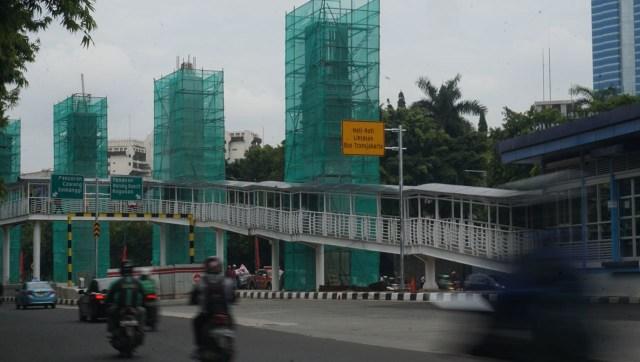 Underpass 'Obat Macet' di Mampang-Kuningan Sudah Siap Dilintasi (65329)