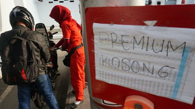 Kata Pertamina Soal Wacana Penghapusan BBM Premium (77364)