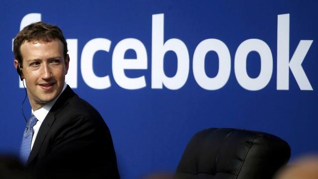 CEO dan Pendiri Facebook, Mark Zuckerberg