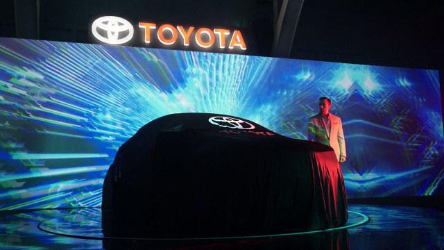 Peluncuran All New Toyota C-HR.