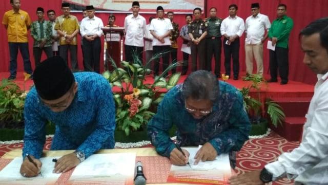 KPU Tetapkan 5 Dapil di Padang untuk Pemilihan Legislatif 2019 (175021)