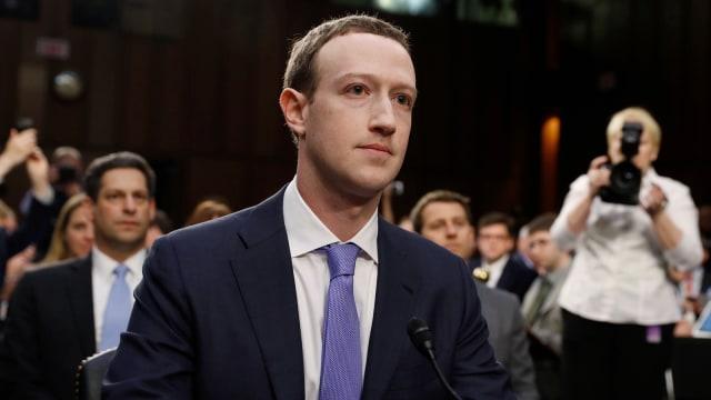 Mark Zuckerberg Dianggap Orang Paling Berbahaya di Dunia, Mengapa? (466263)