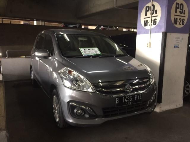 Suzuki Ertiga Jadi Primadona di Pasar Mobil Bekas (509745)