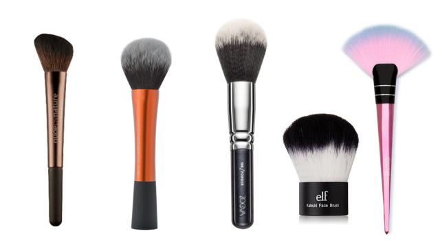 Jenis makeup brush