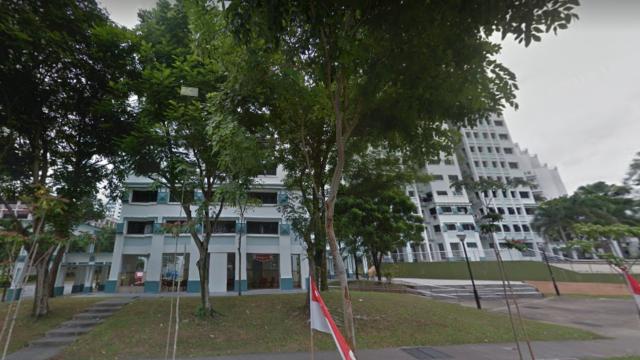 Ilustrasi apartemen di Hougang Ave, Singapura