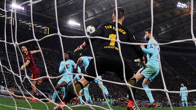 Ter Stegen Menolak 'di-PSG-kan' Manchester United (81014)