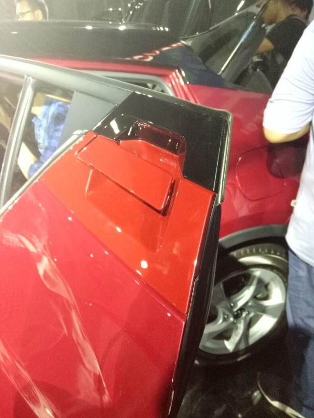 Panel Pintu Penumpang Toyota CH-R
