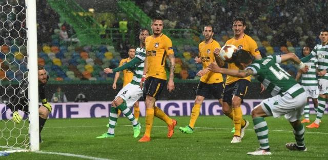Sporting CP vs Atletico Madrid