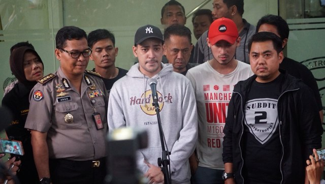 Polisi Masih Kejar Pemasok Sabu ke Pesinetron Reza Alatas  (21685)