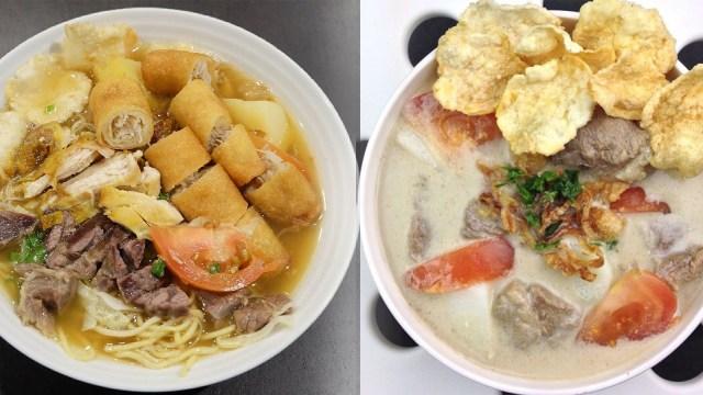 Ditetapkan Sebagai Makanan Nasional Ini 7 Soto Populer Di