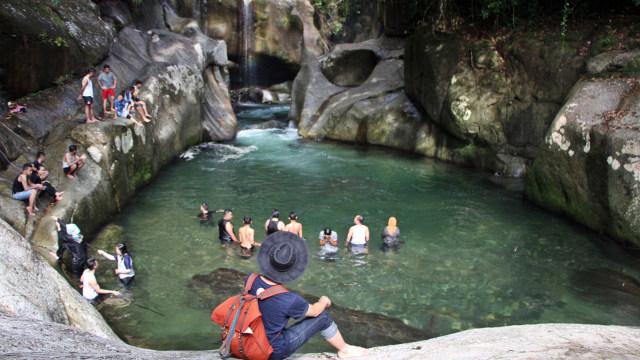 Air Terjun Nyarai, Surga Tersembunyi dari Pedalaman Hutan Gamaran (4342)