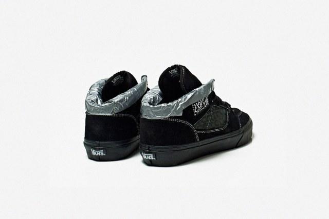 Supreme x Vans 2012