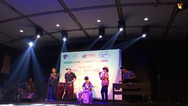 Acara Autism Awareness Festival