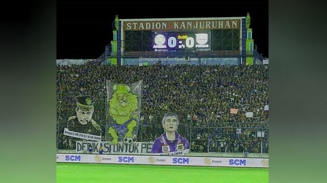 Cinta Aremania yang Terbelah di Antara Arema FC dan Arema Indonesia (1226092)