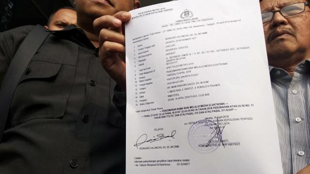 Komisioner KPU Diperiksa 7 Jam: Pernyataan soal PKPI Wakili KPU (212499)