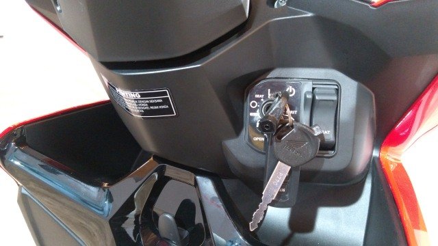 Fitur all new Honda Vario