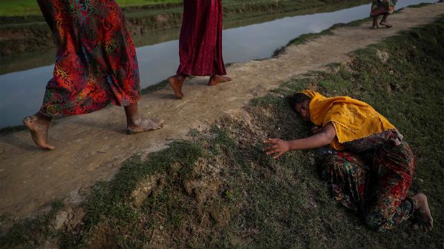 UNHCR Puji Pemerintah RI dan Warga Aceh yang Terima Pengungsi Rohingya (15568)