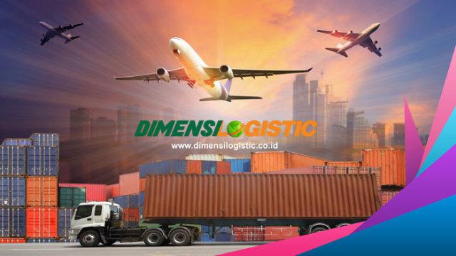 Dimensi Logistic, Pengiriman Barang Murah, Bergaransi se Indonesia (138780)