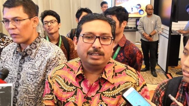 Ismail, Dirjen SDPPI Kominfo