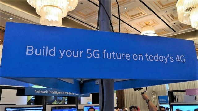 Ilustrasi Internet 5G