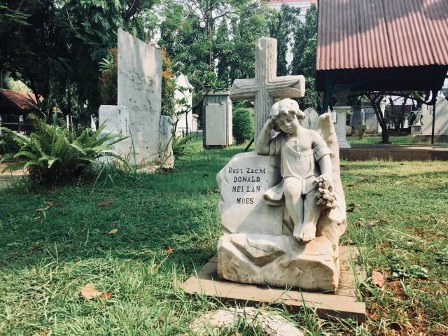 Rekomendasi Liburan Akhir Pekan: 5 Spot Instagramable Asyik di Jakarta (752707)