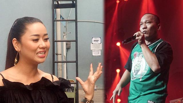 Selfi Nafilah dan Iwa K