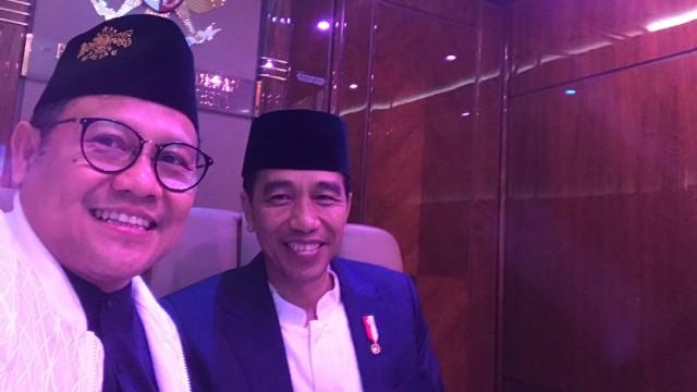 Bincang kumparan: Di Balik Ambisi Cak Imin Jadi Cawapres Jokowi (840963)