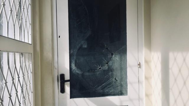 Pintu Samping Museum Sasmitaloka