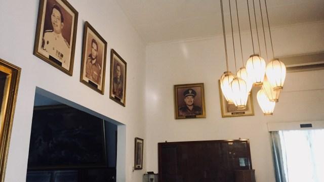 Foto Pahlawan Revolusi di Museum Sasmitaloka