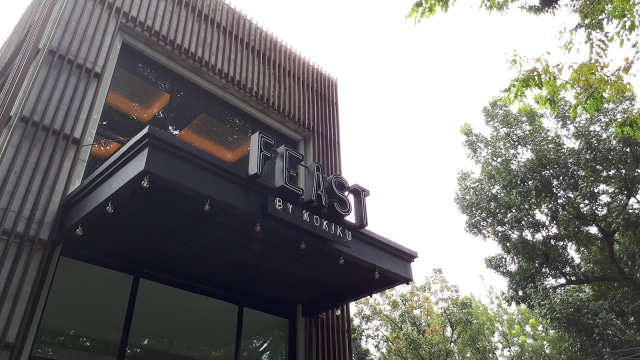 FEAST by Kokiku