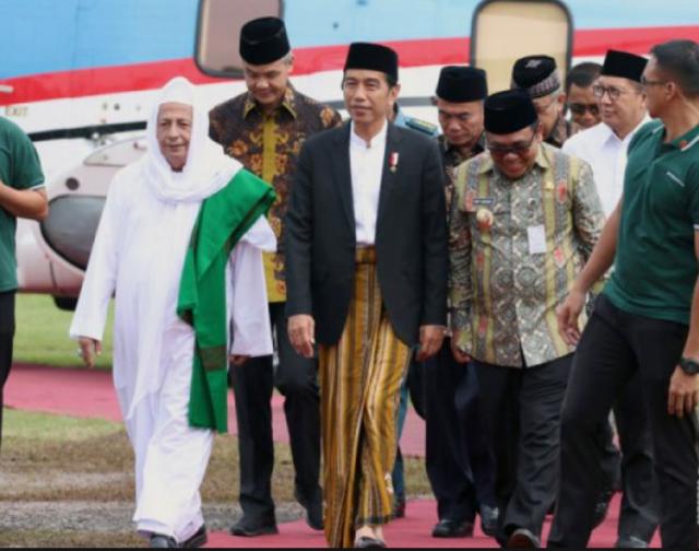 Mengenal Habib Luthfi Bin Yahya Muslim Paling Berpengaruh Di Dunia Kumparan Com
