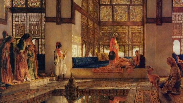 Harem, Tempat Bernaung Para Selir Raja Turki di Masa Lampau (97829)