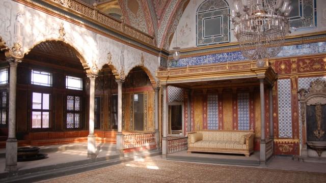 Harem, Tempat Bernaung Para Selir Raja Turki di Masa Lampau (97830)
