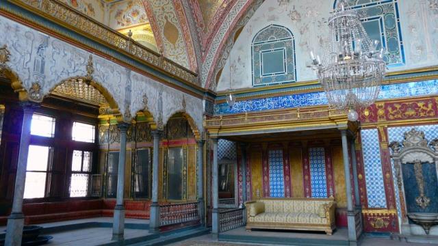 Harem, Tempat Bernaung Para Selir Raja Turki di Masa Lampau (97828)