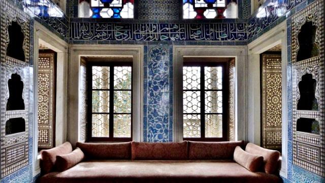 Harem, Tempat Bernaung Para Selir Raja Turki di Masa Lampau (97827)