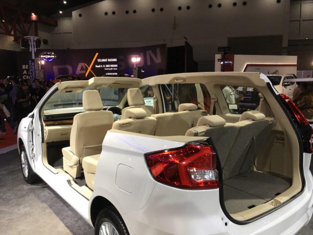 Tiru Mitsubishi Xpander, All New Suzuki Ertiga Dibelah di IIMS 2018  (226189)