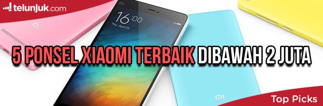 5 Handphone Xiaomi Terbaik Di Bawah 2 Juta Kumparan Com