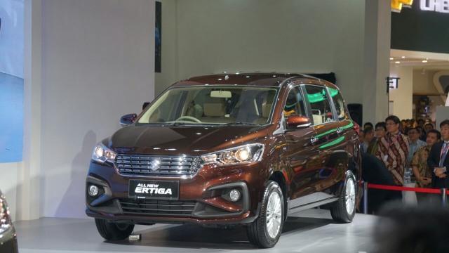 Harga All New Suzuki Ertiga Naik Rp 10-15 Juta (44488)