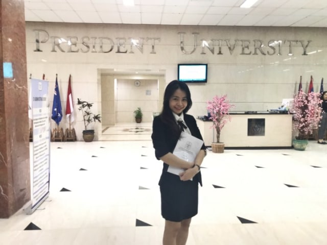 PRESIDENT UNIVERSITY – THE EDUCATIONAL OPPORTUNITIES FOR VIETNAMESE STUDENTS (295133)