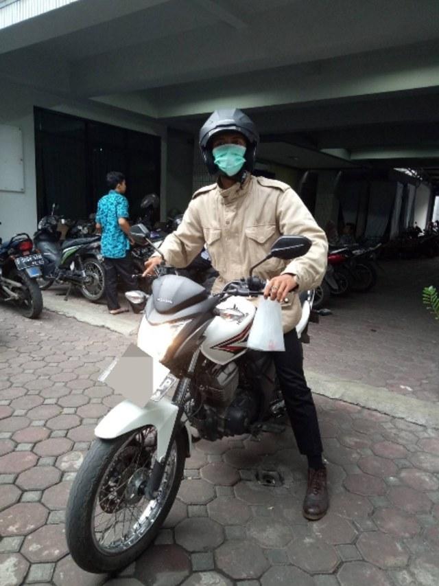 Halau Debu dan Polusi dengan Masker Nexcare (502566)