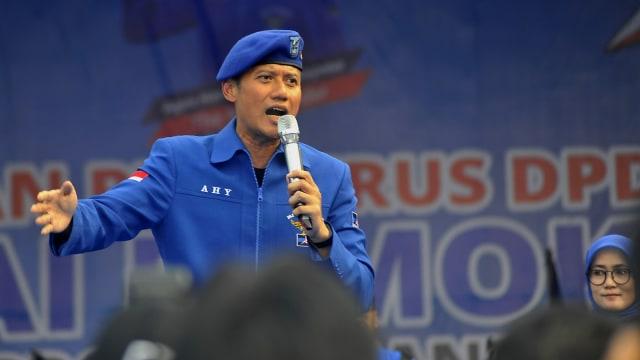 Lika-liku AHY: Mundur dari TNI, Gagal di Pemilu, Menatap 2024 (7447)