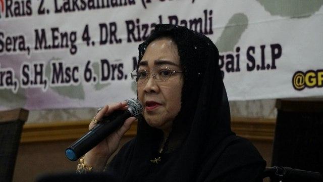 Rachmawati Ingin Berikan Aset Rp 1 T ke Prabowo untuk Hadapi Jokowi (66730)