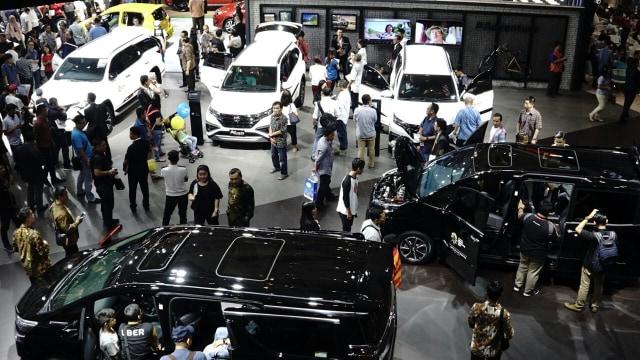 Tak Selamanya, Pembebasan Pajak Mobil Baru Diminta Cuma Setahun Saja (5358)