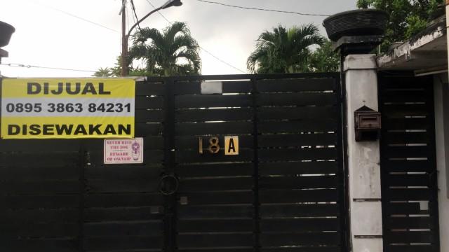 Rumah yang Sempat Ditinggali Nicky Tirta dan Istri Kini Dikontrakkan (79566)