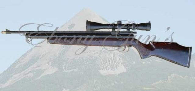 Ebony Guns, Senapan Angin Eksklusif dari Pare  (5389)