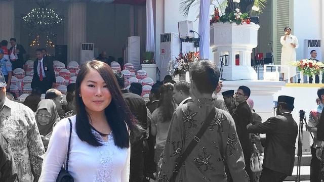 Sabrina Bensawan: Tak Perlu Tunggu Dewasa untuk Bantu Sesama  (307103)