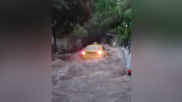 Banjir Bandang di Pasteur, Bandung