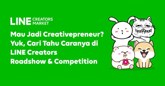 com-LINE Creators Roadshow & Competition